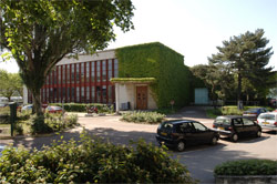 Campus de l'ENS de Cachan