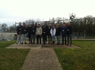 Visite EDF Les renardières